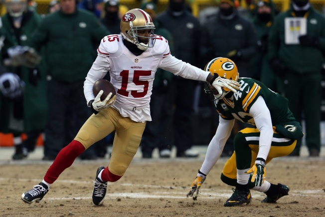 Crabtree's Future with 49ers Cloudy