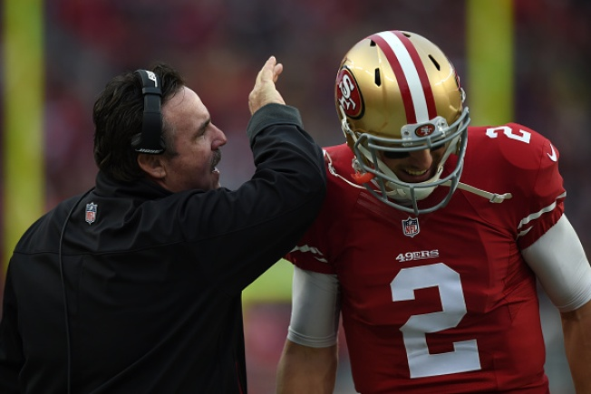 Niners' OT Victory May be Tomsula's Farewell