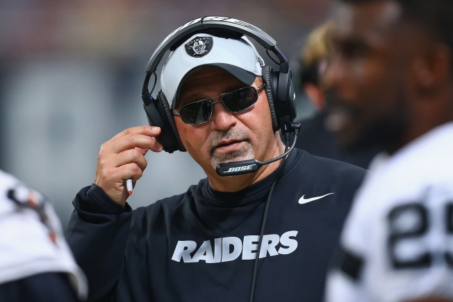 Raiders Say They're Eager for 49ers Matchup