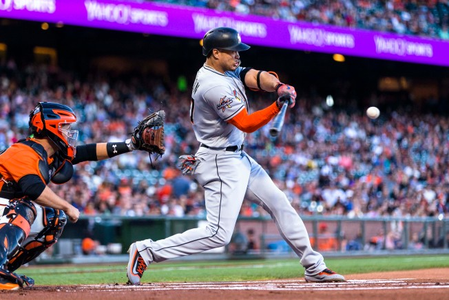 Rumor Central: Giancarlo Stanton situation to be resolved by December 10?