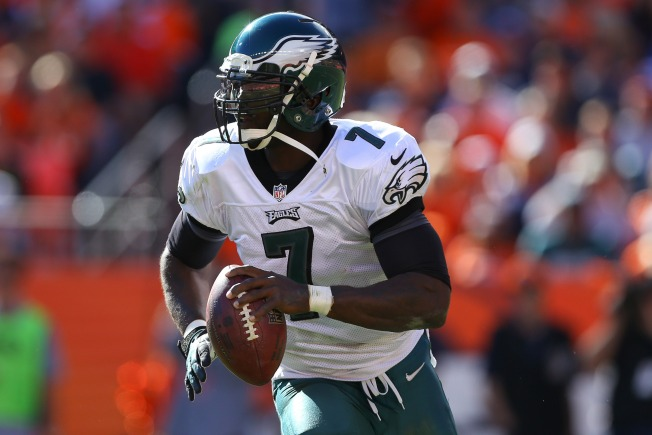 Report: Vick Could be Answer to 49ers' Question at Backup QB