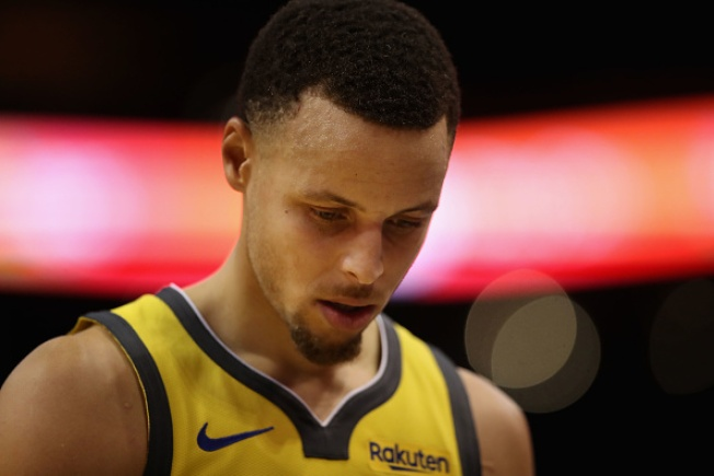 Warriors Fall to Harden, Rockets in Overtime Thriller