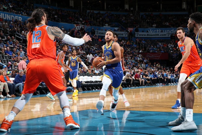 Warriors Suffer Second Straight Blowout Loss vs. Thunder