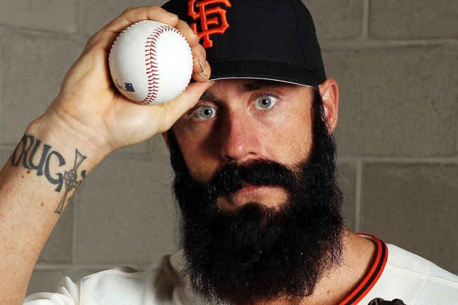 Brian Wilson's 'Completely Insane' Off Season Workout