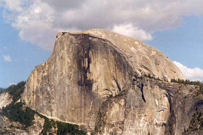 Half Dome Victim ID'd as Los Gatos Man