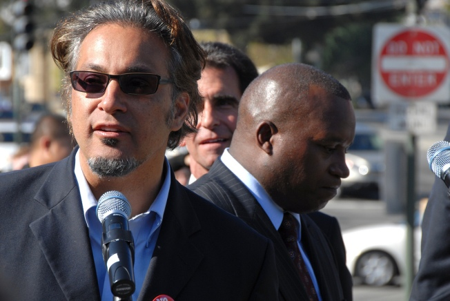 San Francisco Sheriff Ross Mirkarimi Appears in Court