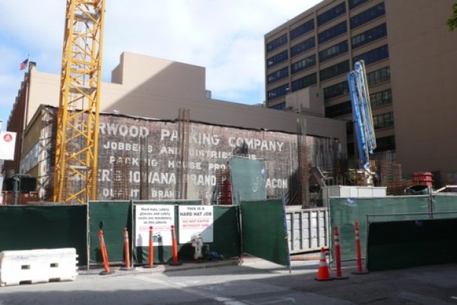 Construction Update: Rebar Rises at One Hawthorne