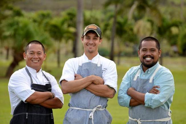 Chef Isaac Bancaco on Asian Pacific America with Robert Handa