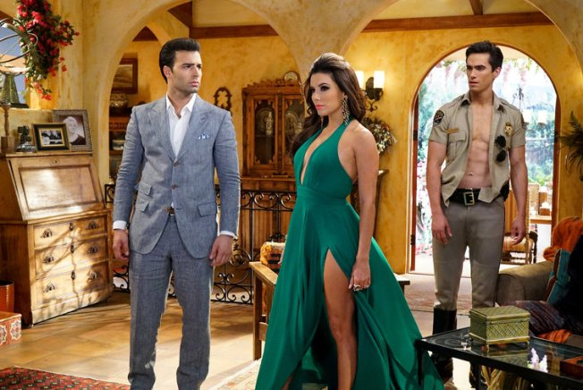 "San Jose Native Plays Gay Hunk on NBC Sitcom ""Telenovela"""