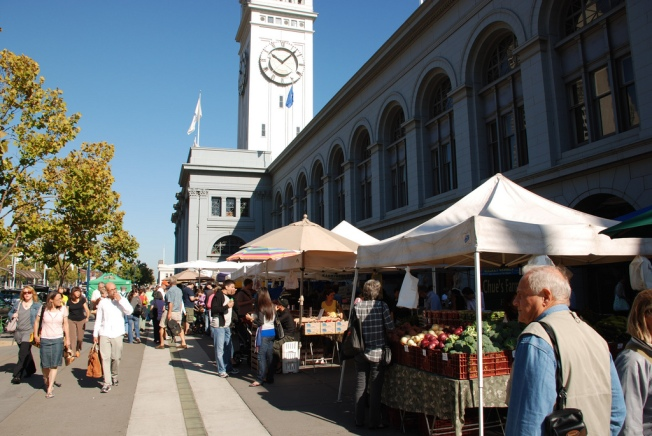 Ferry Building Getting New Shoplets