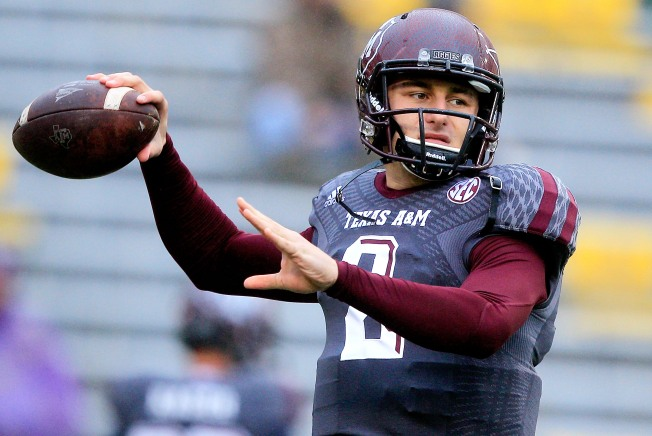 For Raiders, Manziel Has Boom-or-Bust Qualities