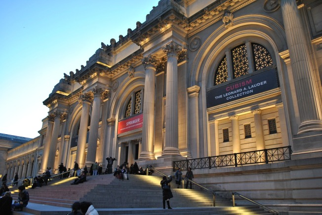 Metropolitan Museum Starts Mandatory Fee for Non-New Yorkers