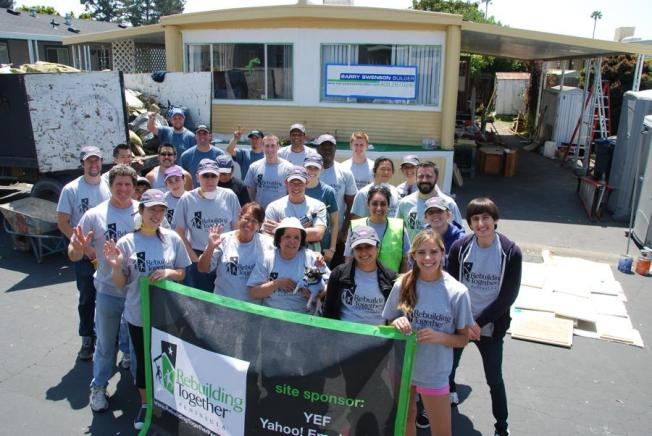 National Rebuilding Day Volunteer Photographers Wanted