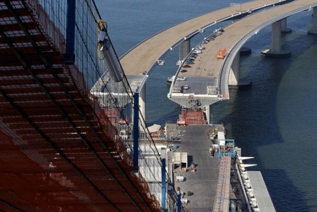 Bay Bridge Has Bolts Similar to Banned Bolts