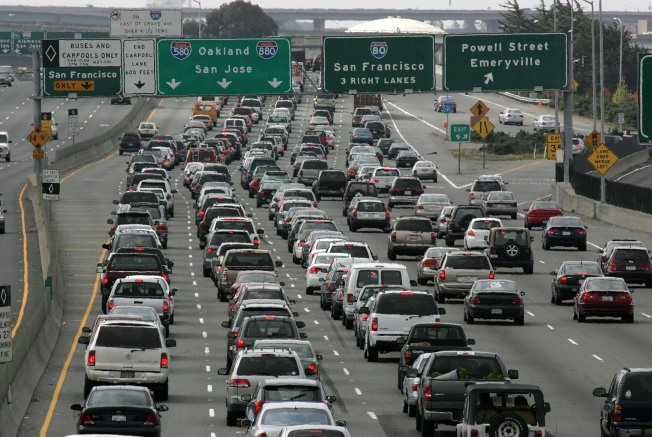 California Among the Worst States to Drive in
