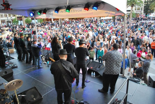 Get Your Groove on at the Red, White, and Blues Festival on July 27