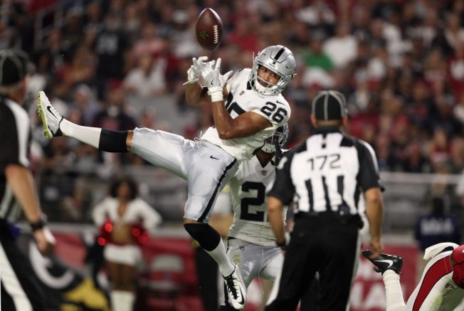 Luani Shows Again Why he Belongs With Raiders
