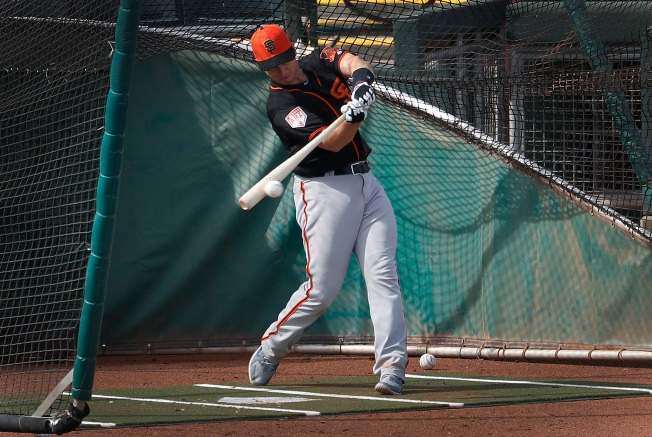 Buster Posey Is Doing Well, But Likely Won't Play Until March 1