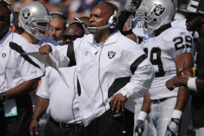 Raiders Say They Won't Overlook Browns