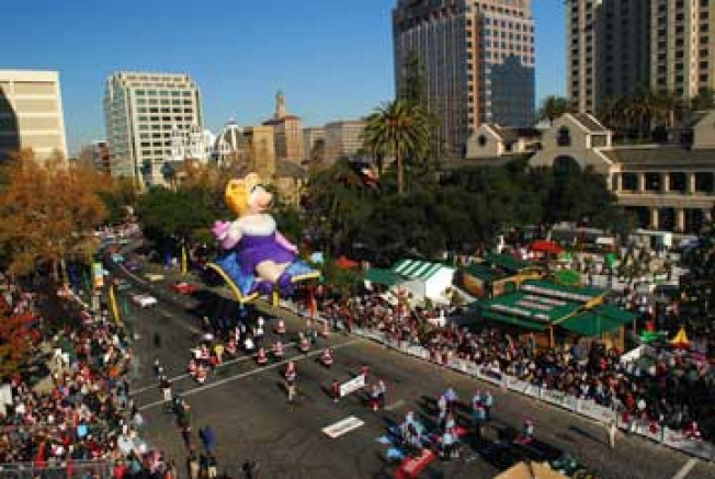 The Holiday Parade That Rivals NYC