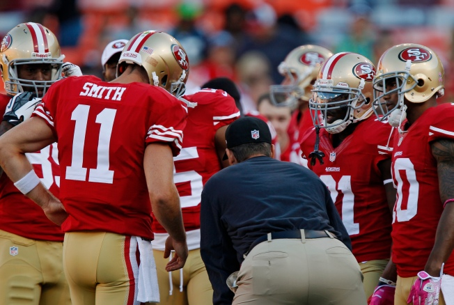 Niners Know Monday Night Matchup with Cards Will be Physical