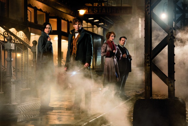 'Fantastic Beasts' Vies to Recapture Rowling Magic