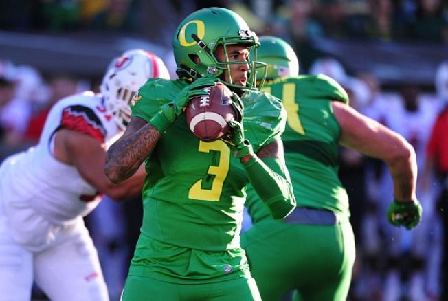 Niners Might Have Interest in former Oregon Quarterback