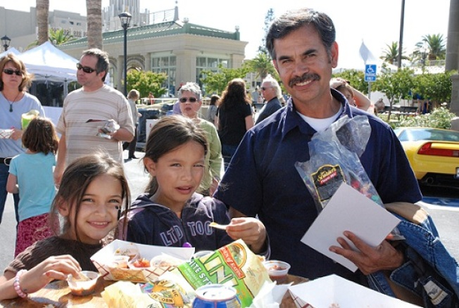 6th Annual Redwood City Salsa Festival