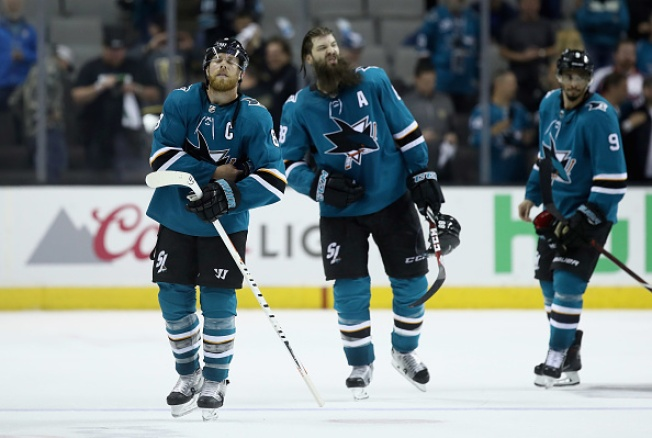 Best Moments From Sharks' 2018 Stanley Cup Playoff Games