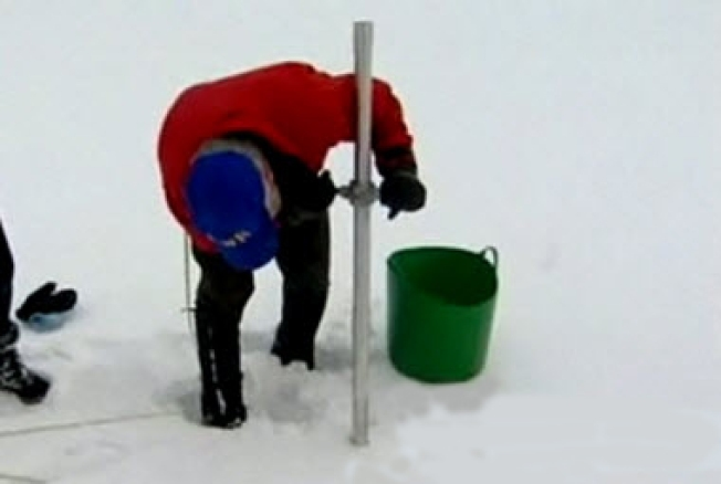 Water Experts Take New Snow Survey
