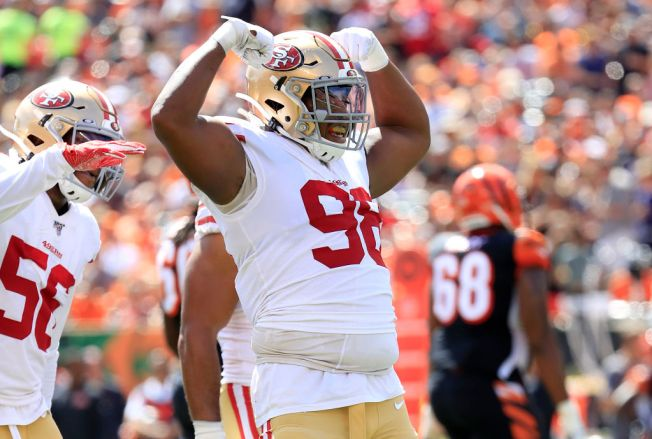 If Ford Can't Play, 49ers Can Rely on Blair