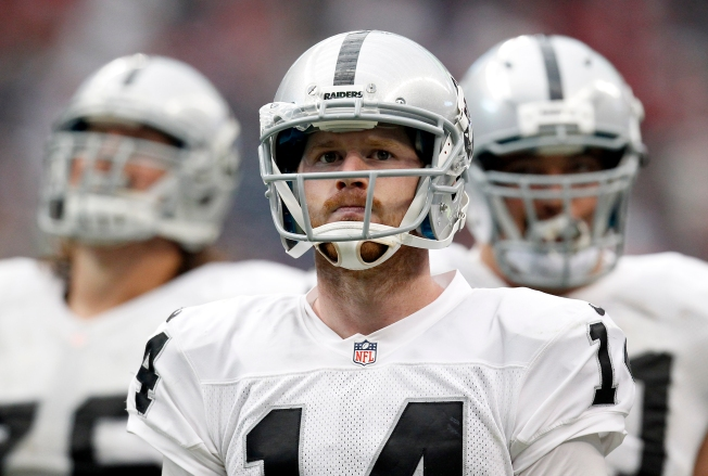 McGloin Gets Another Shot to Prove Himself