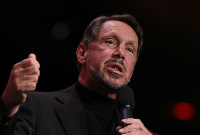 Larry Ellison Wants to Turn His Home Into a Museum