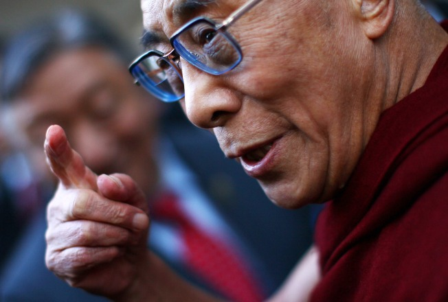 The Dalai Lama Brings Spirituality to the Silicon Valley