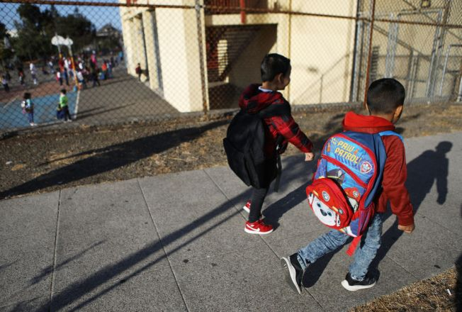 Thousands of San Francisco Students to Walk on 'International Walk and Roll to School Day'