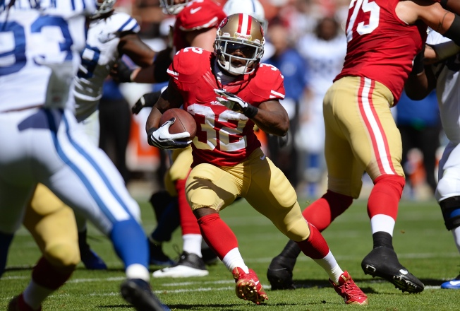 Niners Looking for Answers After Falling to Colts