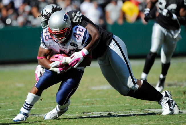 McClain Takes Heat for Raiders' Defensive Woes