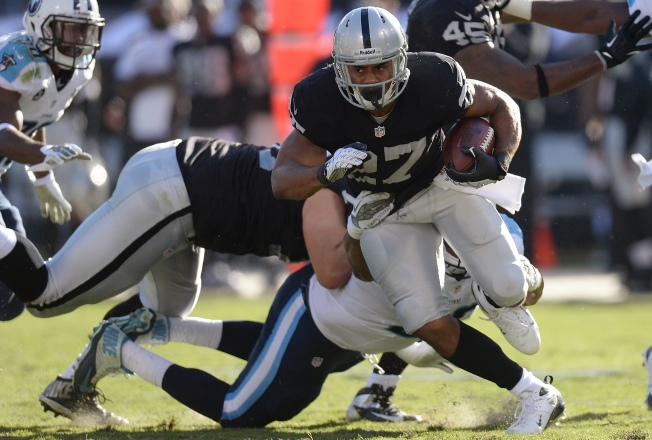Raiders Have Good Opportunity vs. Sinking Jets