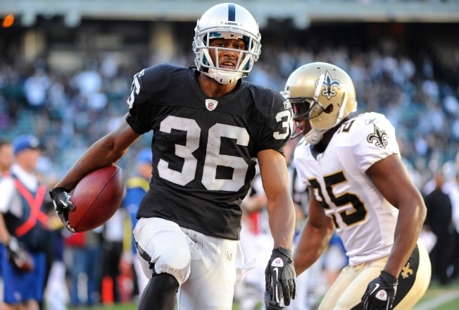 Oakland Raiders Taiwan Jones Has Edge to Win Backup Role to McFadden