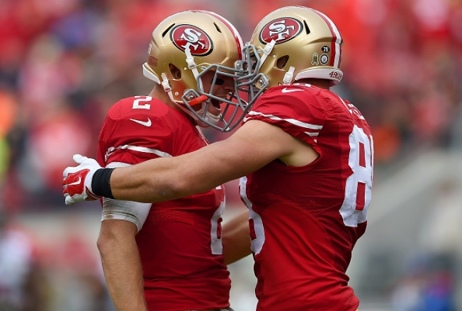 Surprise! Gabbert Leads 49ers to Upset Falcons