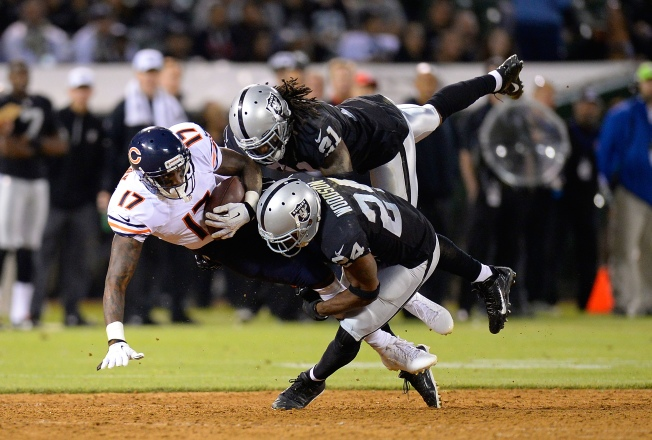Woodson Has Been Super for Raiders