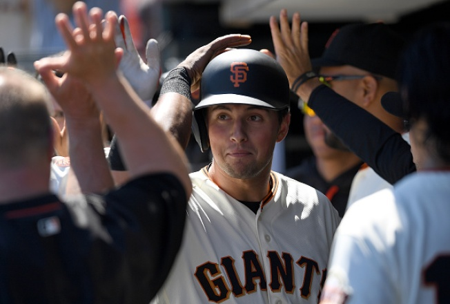 Giants Turn on the Power in Victory Over Braves