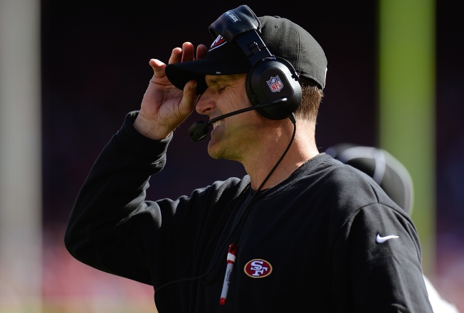 Niners Need to Rebound Quickly, or Season Could Slip Away