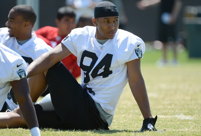 Raiders' Criner Knows it's Time to Produce