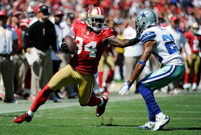 Niners Can't Catch a Break at Wide Receiver