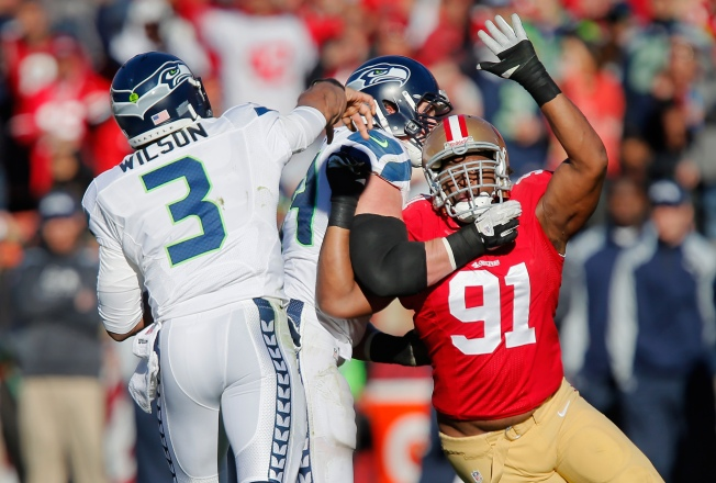 Niners Will Face Slumping Seattle Pass Attack