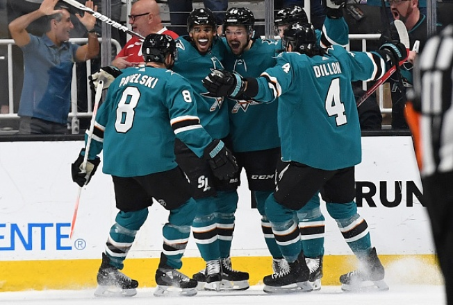 Sharks Win Game 7 Over Avs, Advance in Stanley Cup Playoffs
