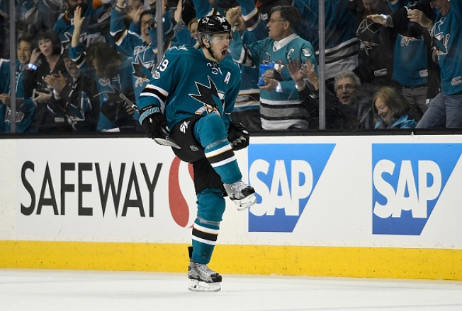Sharks ignite offense in 7-0 rout of Edmonton