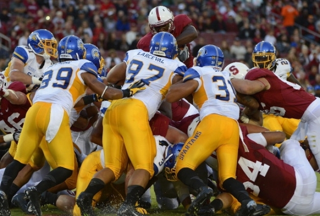 San Jose State to Play in Military Bowl in D.C.