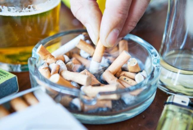 San Rafel Weighs Tough Smoking Ban